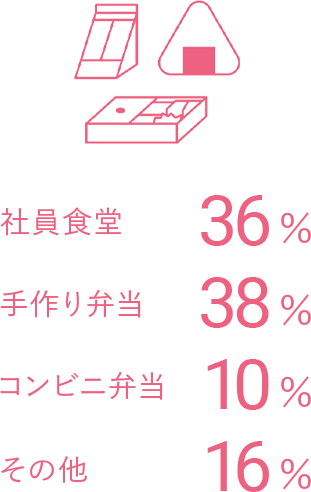 ランチスタイル データ